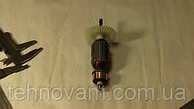 Якорь на болгарку DWT 115 SL завод
