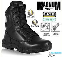 Берцы MAGNUM Viper Pro 8.0 Leather Waterproof Uniform Boot из водонепроницаемой кожи обувь для специальных зад