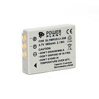 Аккумулятор PowerPlant Olympus Li-30B 565mAh
