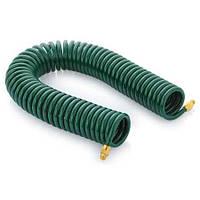 Шланг спиральный для пневмоинструмета 8ммх12ммх13м