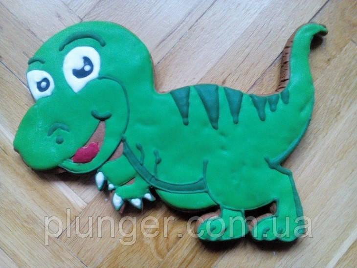 Вирубка для пряника Динозавр