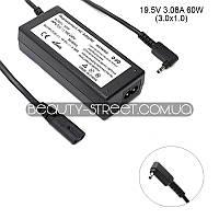 Блок питания для ноутбука Asus UX31E 19.5V 3.08A 60W 3.0x1.0 (B)