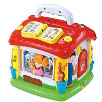 Интерактивная игрушка Говорящий Домик Логика