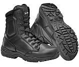 Берцы MAGNUM Viper Pro 8.0 Leather Waterproof Uniform Boot из водонепроницаемой кожи обувь для специальных зад, фото 5