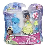 Игровой набор Hasbro маленькая кукла Тиана и модные аксессуары (B5327)