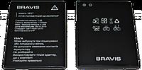 Аккумулятор для Bravis Next, аккумуляторная батарея АКБ 90-100% Bravis Next orig без упак.