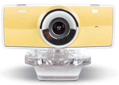 Вебкамера Gemix F9 Yellow