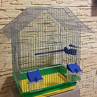 Клетка для птиц, цинк