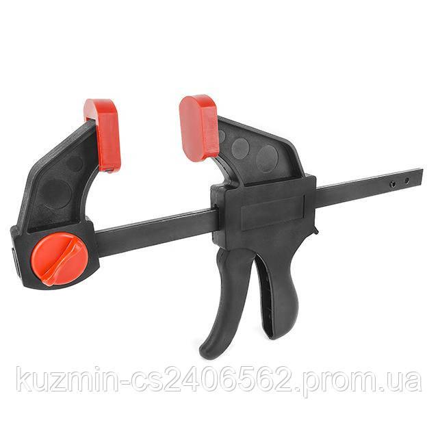 Струбцина автомат 150 * 60 мм INTERTOOL HT-6020