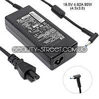 Блок питания для ноутбука HP/Compaq Envy TouchSmart 17-j030us 19.5V 4.62A 90W 4.5x3.0 (B)