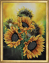 Набор для вышивания бисером Отражение солнца