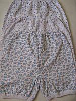 Панталоны женские теплые на байке, 100% хлопок. Размер от 48 по 58.Опт-33 грн от 7шт