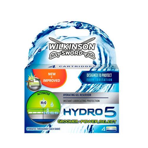 Wilkinson Sword HYDRO 5 Groomer сменные картриджи в упаковке