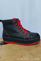 Супер мега стильные и удобные ботинки на овчине р.36-41