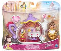 """Игровой набор Hasbro для маленьких кукол Принцесс """"Комната для чаепития Белль"""" (B5344)"""
