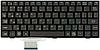 Клавиатура для ноутбука ASUS Eee PC (701SD, 700, 701, 900A, 900, 901, 902, 4G), rus, black