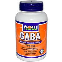 Now GABA 100vcaps