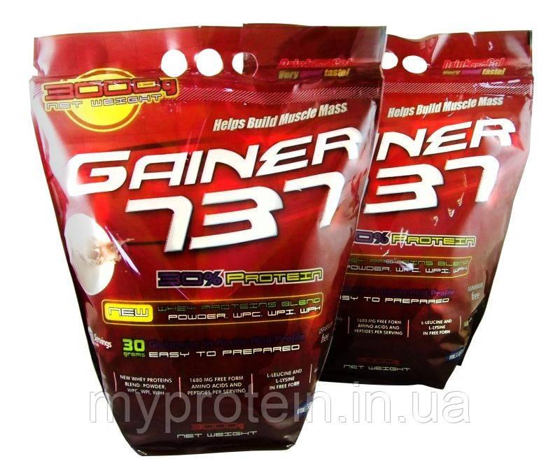 Гейнер Мегабол Megabol GAINER 737  (30% protein )  3 kg