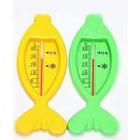 Термометр для воды без ртути «Рыбка» BABY TEAM