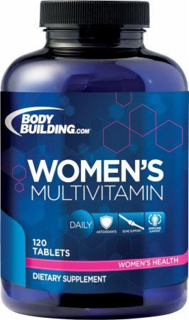 Bodybuilding.com Women Multi Vitamin120tabs