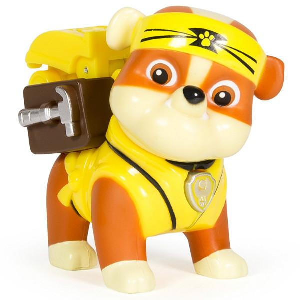Paw Patrol Щенячий патруль Крепыш из серии кунг-фу Hero Series Pup-Fu Rubble