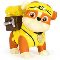 Paw Patrol Щенячий патруль Крепыш из серии кунг-фу Hero Series Pup-Fu Rubble, фото 1