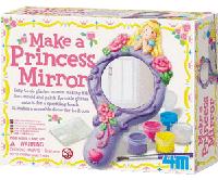 Набор для творчества. Гипс.Зеркало принцессы 00-02742