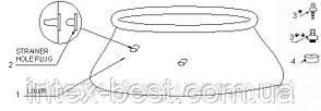 Надувной бассейн Intex 56922 (28122) Easy Set Pool (305х76 см), фото 2