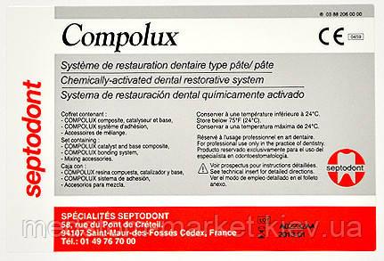 Compolux (Комполюкс), Septodont