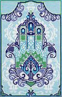 "Набор для вышивки крестом ""Panna"" Хамса (Рука Бога)  СО-1913"