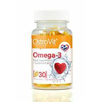 OstroVit  Omega - 3+ vitamin E (90 капсул)