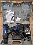 Аккумуляторный Шуруповерт Ferm , фото 2