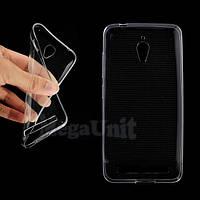 """Прозрачный силиконовый чехол для Asus ZenFone Go 5,0"""" (ZC500TG)"""