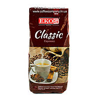 Кофе в зернах Ekos Classic 1кг