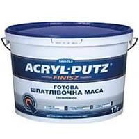 Sniezka  Шпаклевка Acryl-Putz (готовая) 27 кг.