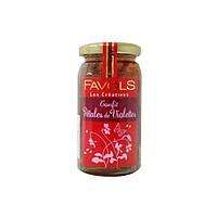 Конфитюр из фиалок (60г цветов на 100г продукта) Favols, 270г