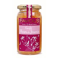 Конфитюр жасминовый (60г цветов на 100г продукта) Favols, 270г