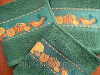 Кухонное полотенце (дизайн тыква)