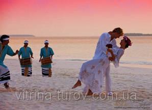 Мальдівські острови. Сценарій весілля в SUN ISLAND 4*