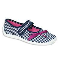 Тапочки текстильные для девочки Zetpol Julia (25-36)
