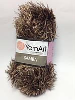 Пряжа samba YarnArt (травка)
