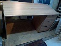 Стол 140 см длиной с 3 ящиками, фото 1