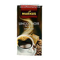 Кофе молотый Markus Lingot Noir 500г, фото 1