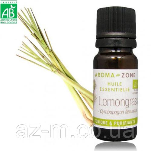 Лемонграсс (Lemongrass) BIO эфирное масло