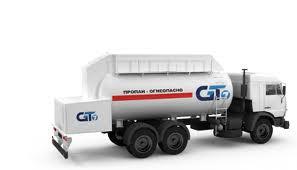 Доставка технічних газів