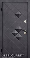 Двери входные металлические Luxor 117 Серия MAXIMA