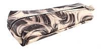 Ключница кожаная цвета капучиноцвета ручной работы art. Б/Н Укарина (100072)