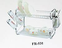 Сушилка для посуды Frico FRU-531, фото 1