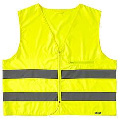 BESKYDDA Жилет, желтый L/XL, желтый 703.157.37