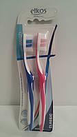 Зубная щетка Elkos classic ( 2шт. в упаковке)